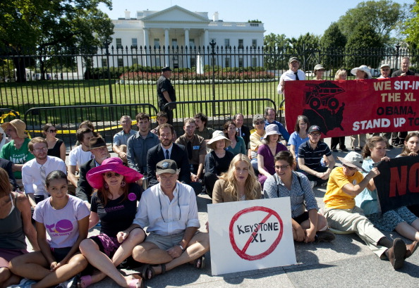 Daryl Hannah SAUL LOEB/AFP/Getty Images