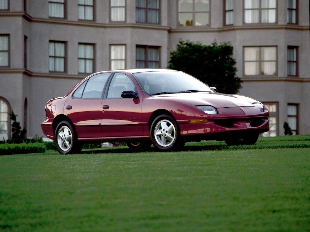 1995 Pontiac Sunfire   General Motors