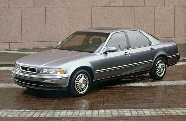 1991 Acura Legend Sedan