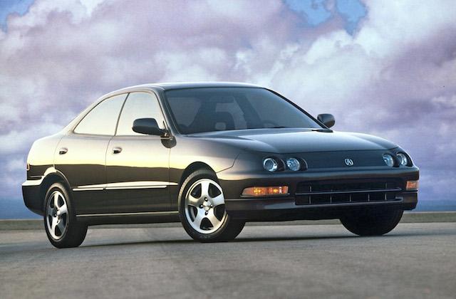 1994 Acura Integra GS-R Sedan