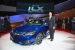 The 2016 Acura ILX Gets a Makeover and a Serious Power Boost