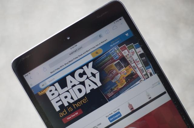 Black Friday deals on Walmart