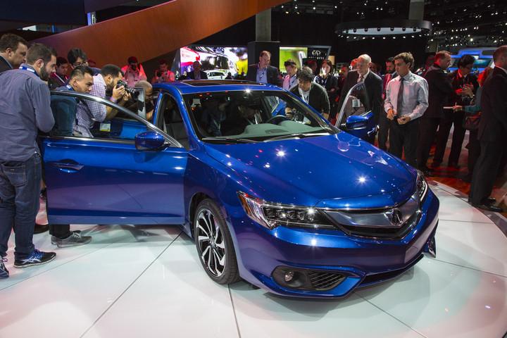 Acura ILX L.A.