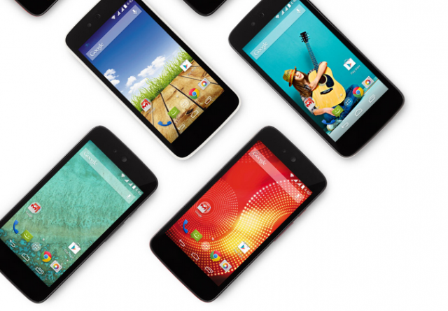 Android One phones