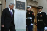Here's What Hagel's Resignation Says About the Obama Administration