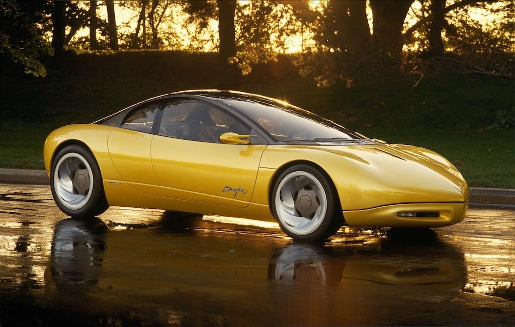 1990 Pontiac Sunfire Concept   General Motors