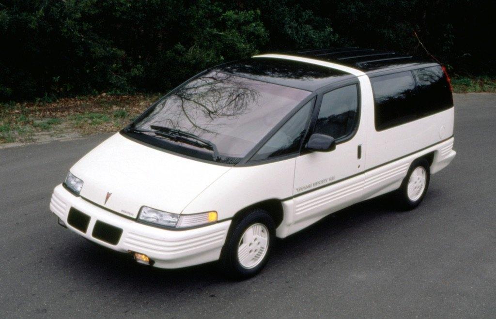 1990 Pontiac Trans Sport   General Motors