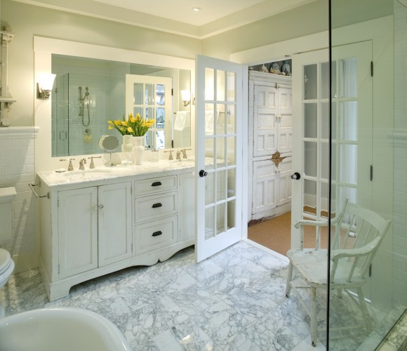 The Do It Yourself Bathroom Remodel