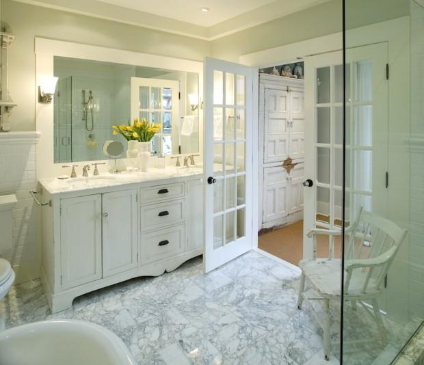 Do It Yourself Home Design: 7 Ways To De-Clutter Your Bathroom