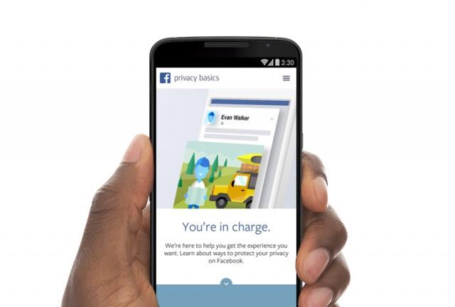 Facebook introduces privacy basics