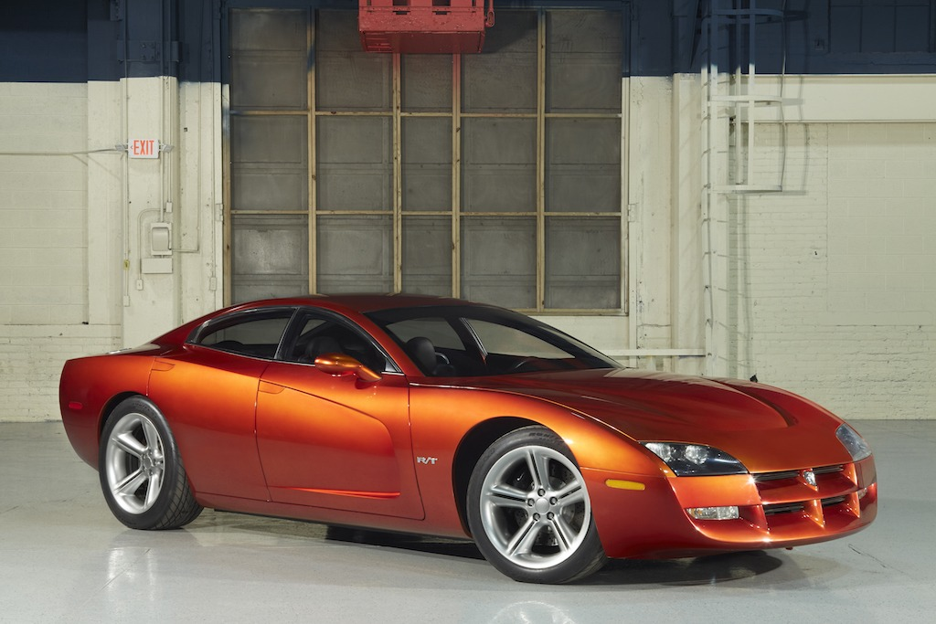 1999 Dodge Charger Concept