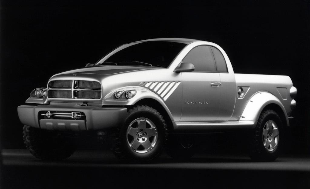 1999 Dodge Power Wagon