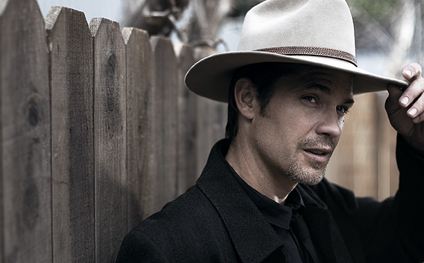Timothy Olyphant in 'Justified'