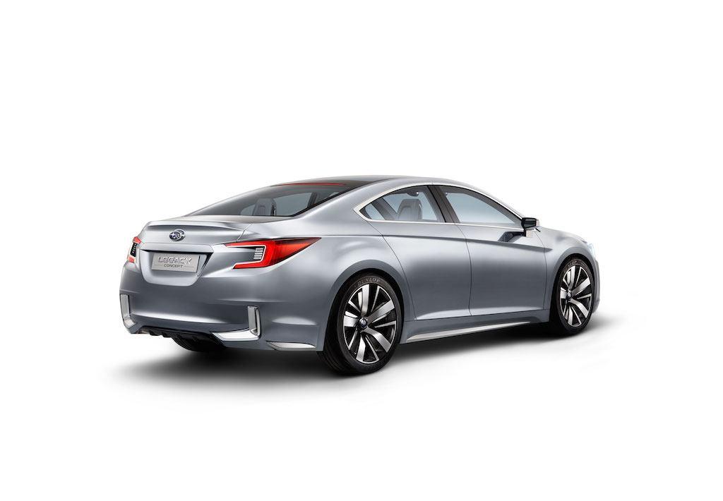 2013 Subaru Legacy concept