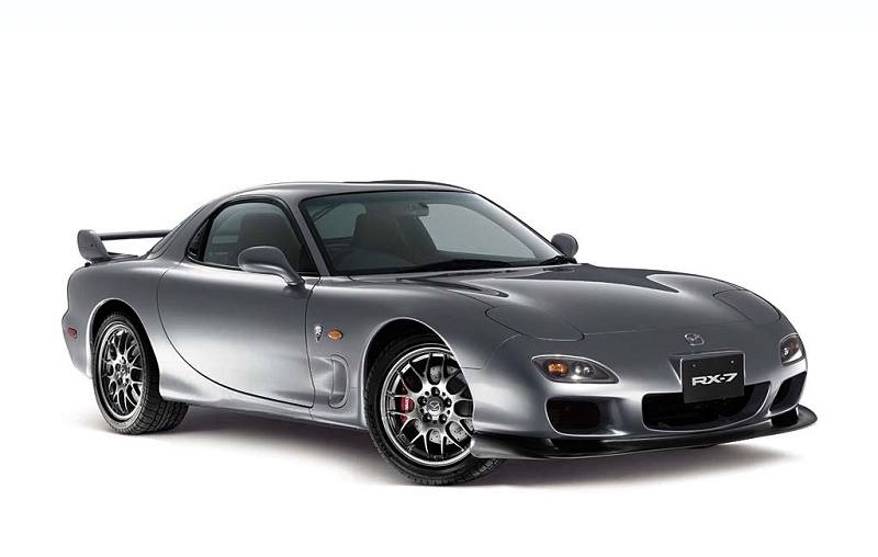 The 15 Fastest Mazda Cars Of All Time