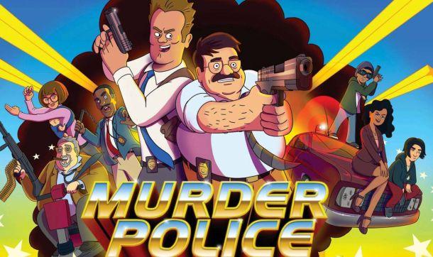 Murder Police Tv show