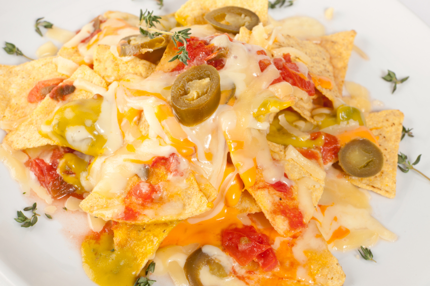 Nachos, Cheese