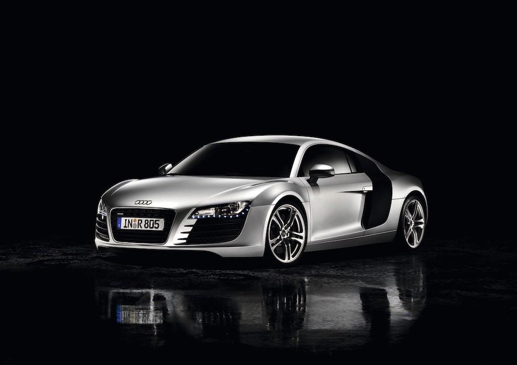 2008 Audi R8 4.2 FSI