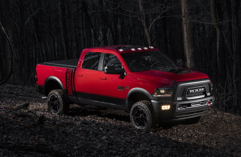 2017 Ram Power Wagon Crew Cab 4x4