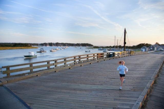 The Massachusetts seashore