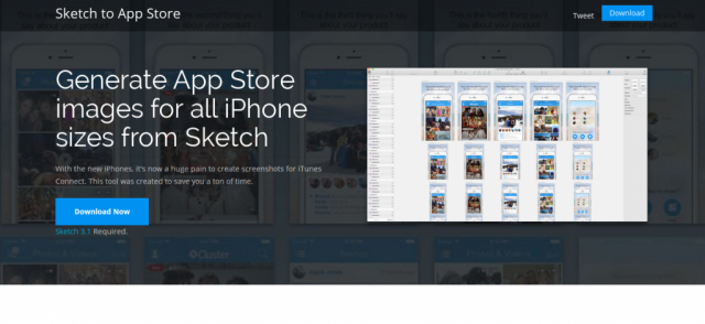 Sketch to App Store