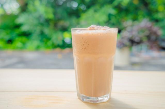 Milk tea Smoothie, drink