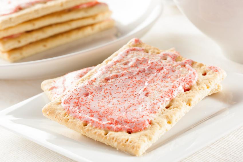 Make pastries using refrigerated pie crust