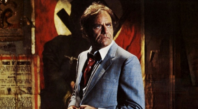 Vic Morrow in 'Twilight Zone: The Movie'.