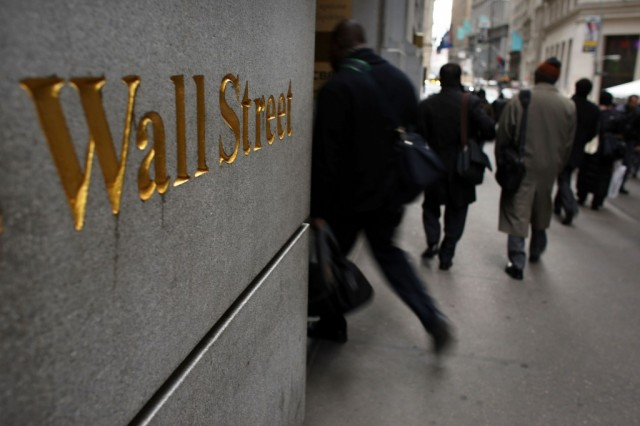 Why is Wall Street Demanding Billions From Taxpayers?
