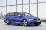 The VW Golf R Sportwagen: 296 Horsepower and Space for the Toys