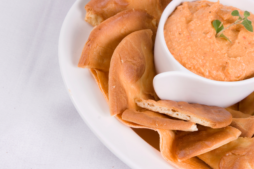 Relatively Healthy Snack Foods