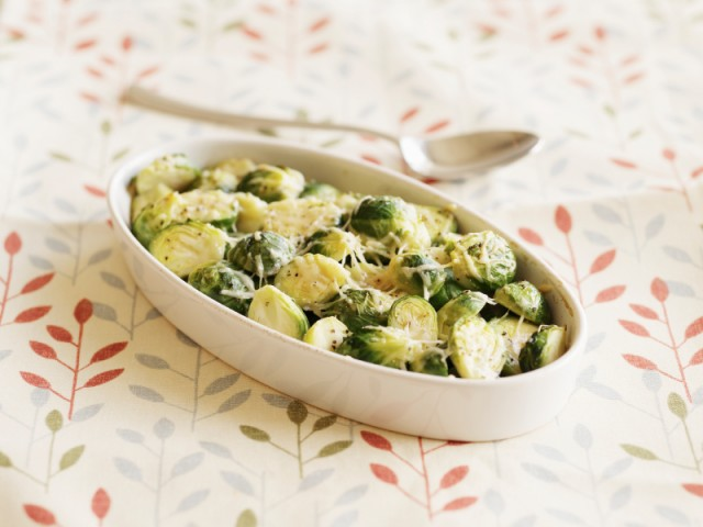 Roasted Brussel Sprouts