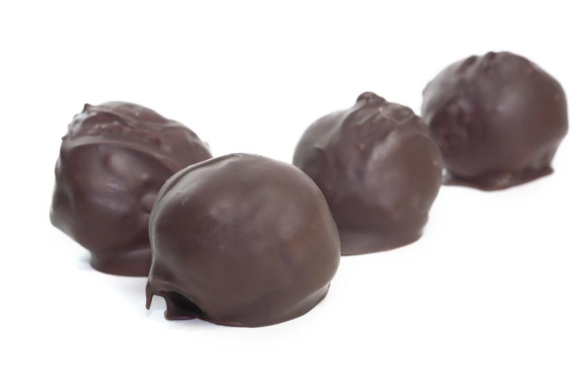 Chocolate Truffles, candies