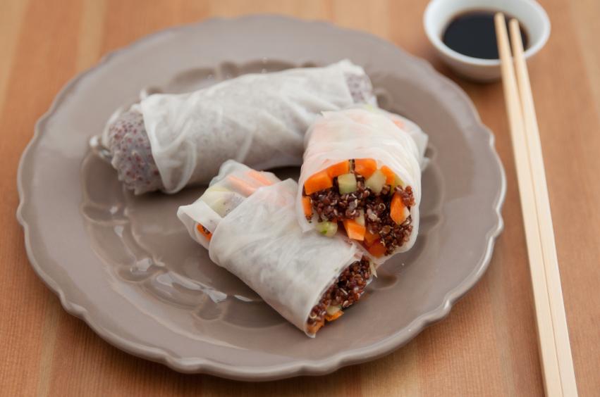 Impressive Quinoa Appetizer Recipes