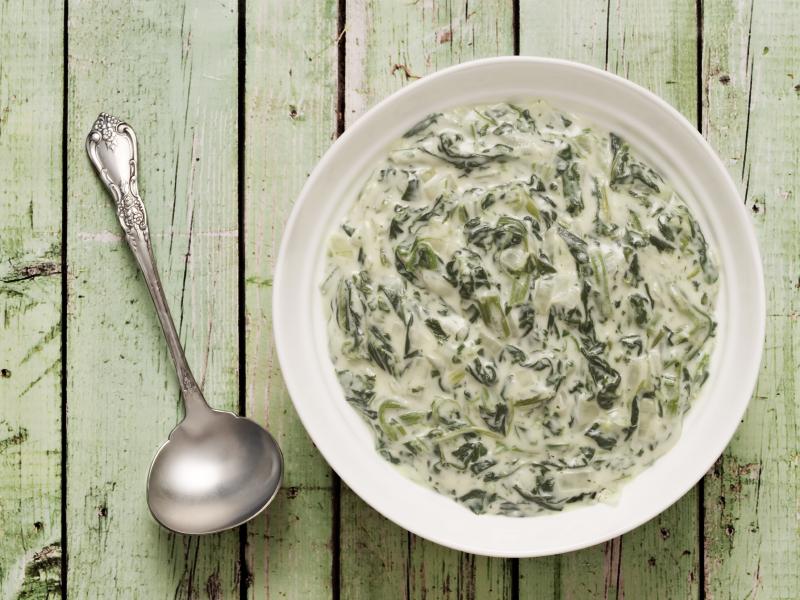 spinach yogurt dip