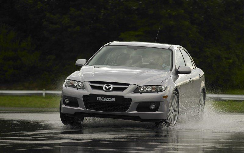 Mazdaspeed 6