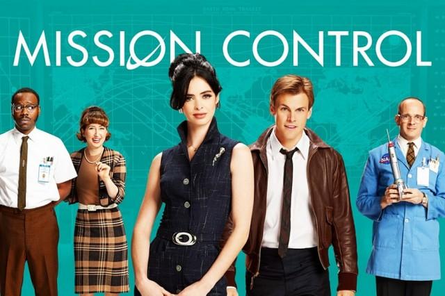 Mission Control cast