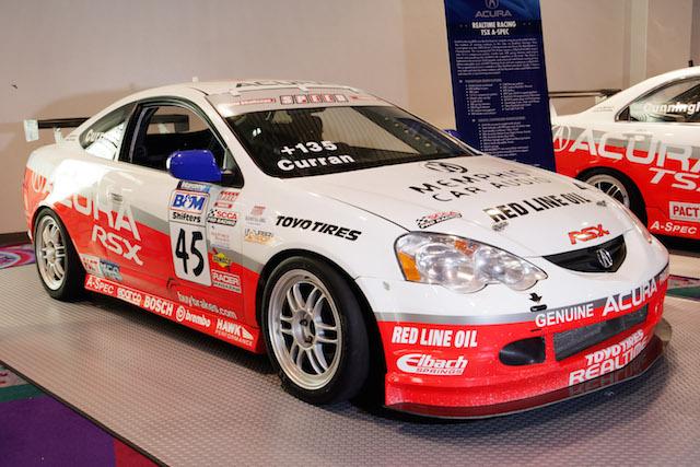 2005 SEMA, RealTime Racing RSX Type-S