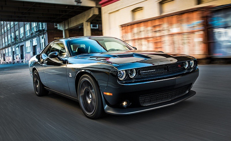 2016 Dodge Challenger R/T with Scat Pack