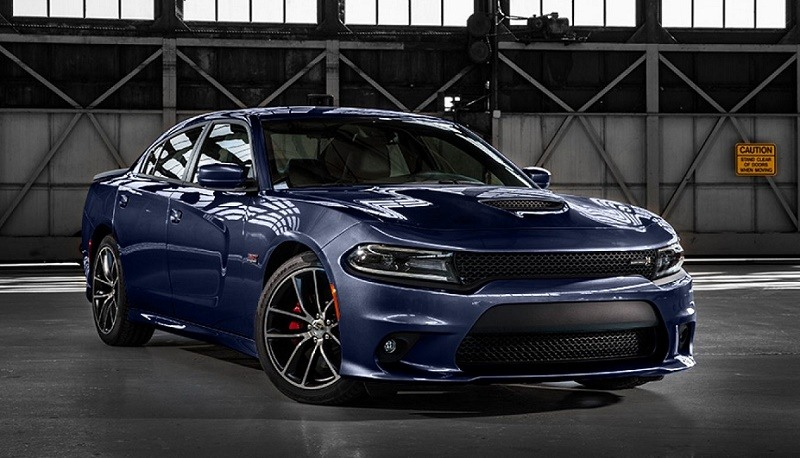 2017 Dodge Charger R/T with Scat Pack