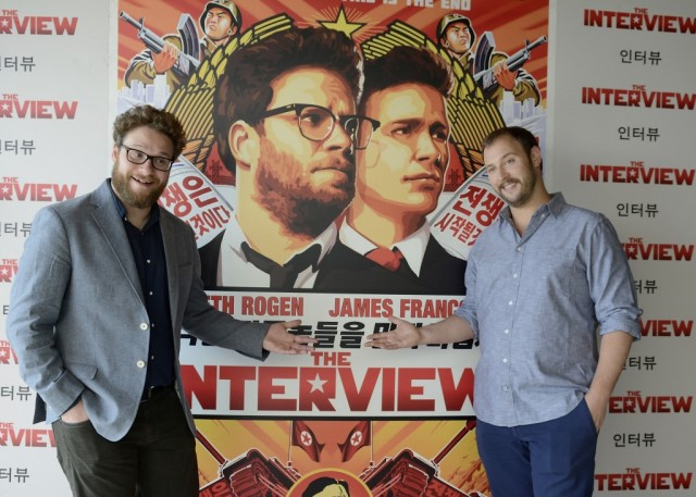 The Interview Release