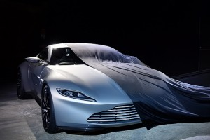 James Bond Will Drive a Limited-Edition Aston Martin in 'Spectre'