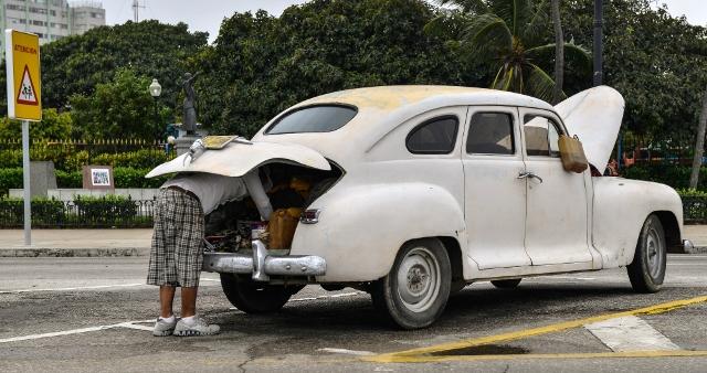 CUBA-ECONOMY-CAR SALES