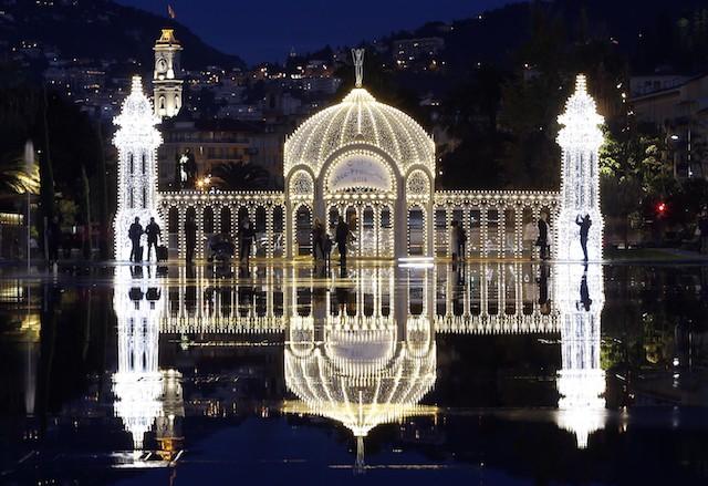 French Christmas Lights