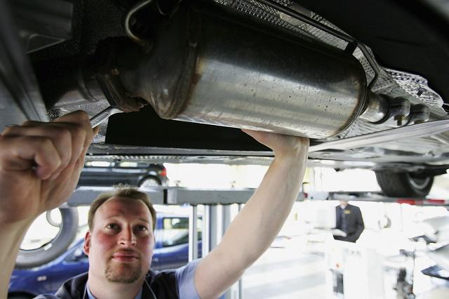 Germany Debates Mandatory Particle Filters For Diesel Engines