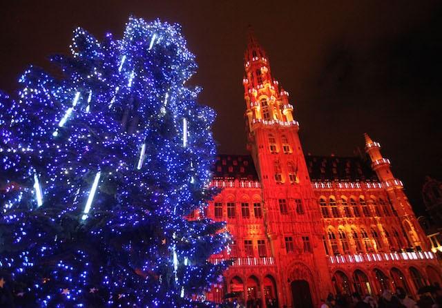 Brussels Christmas Fair