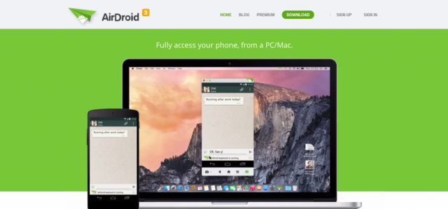 Airdroid 3