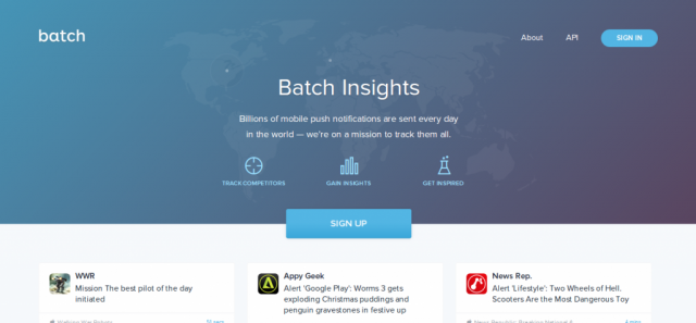 Batch Insights