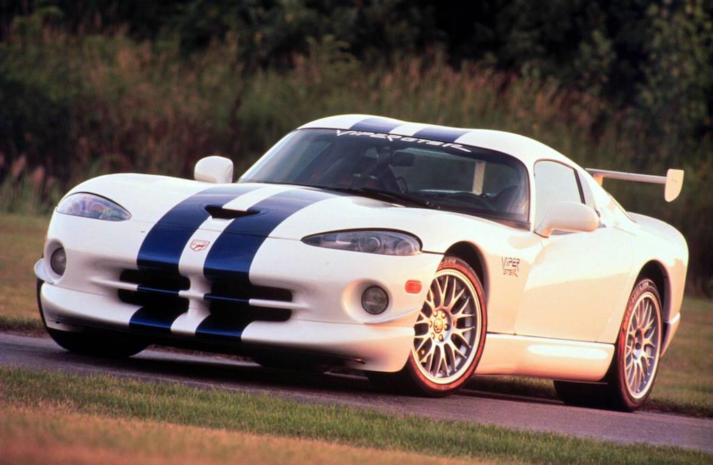 1999 Dodge Viper GT2   Dodge