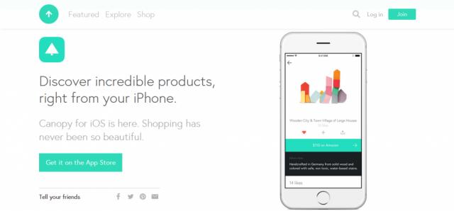 Canopy for iOS